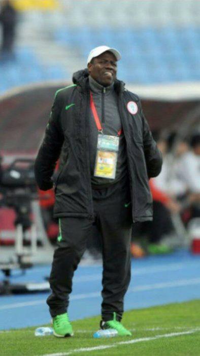 CHAN 2018: Salisu hints at possible changes against Eq Guinea