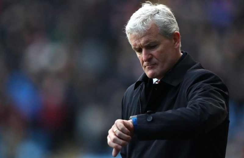Stoke City sack Mark Hughes following FA Cup loss