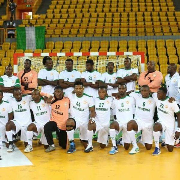 Handball: Nigeria begin W/Cup qualifier with a defeat