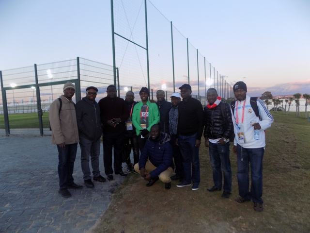 Maroc Diary 10 & 11: At last..Nigerians living in Tangier!