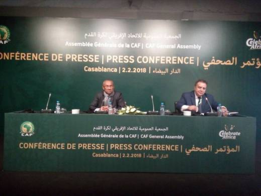 CAF Congress: Ahmad admits Africa are behind in Women's football