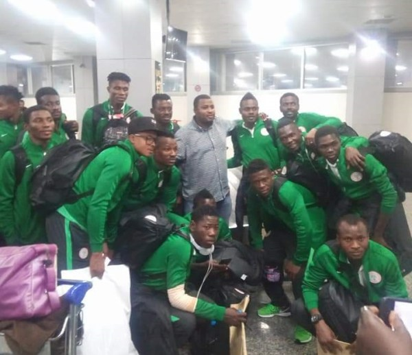 CHAN Eagles return to Nigeria from Morocco