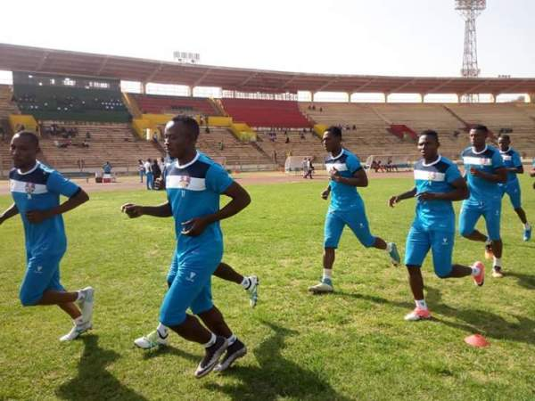 CAFCL: MFM emergency striker, Zikiye relives Bamako experience