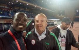 Maroc Diary 15: Behind the Scenes of Nigeria's win over Sudan
