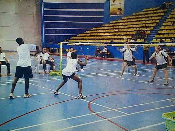 Badminton: Team Nigeria through to the final in Algeria