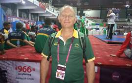The African Championships in Nigeria was top class says Nico Coetzee