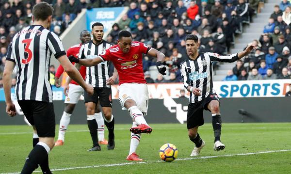 PL: Newcastle stun United, Salah on target again for Liverpool