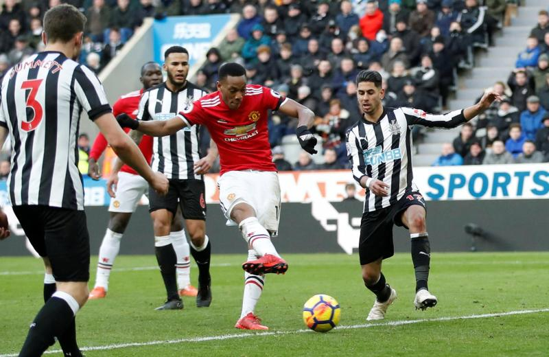 PL: Newcastle stun United, Salah on target again for Liverpool