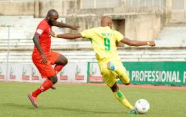 NPFL: Champions Plateau beat Rangers to move top