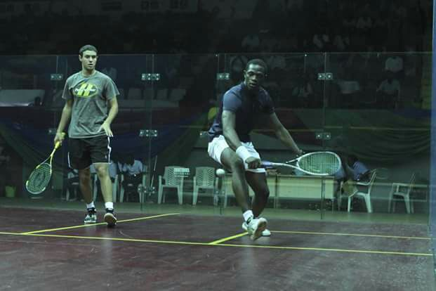 PSA release list for 2018 Lagos International Squash Classics