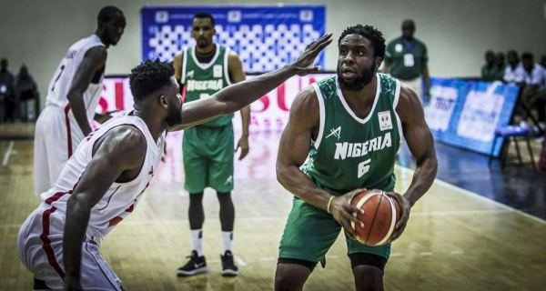Basketball: Diogu scores 22 to take D'Tigers top of Group B
