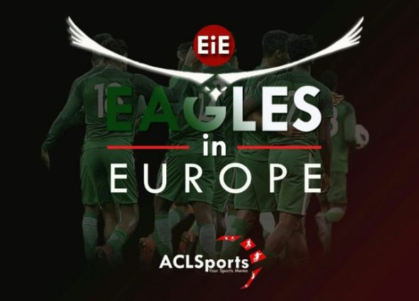 EiE: Awaziem stars in France, Balogun sent off