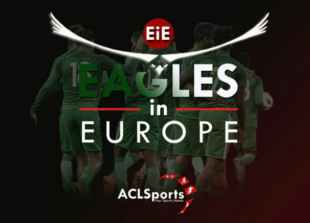 EiE: Ogenyi Onazi, Ogu head into Super Eagles camp in fine form