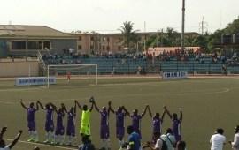 CAF CL: Bashiru's late stunner hands MFM slim first leg lead