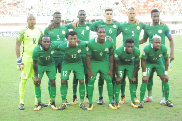 Eagles list shows Rohr's mind is made up