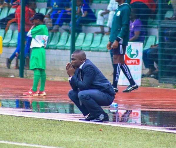 Enyimba vs MFM FC: We are going to win or draw – Sikiru