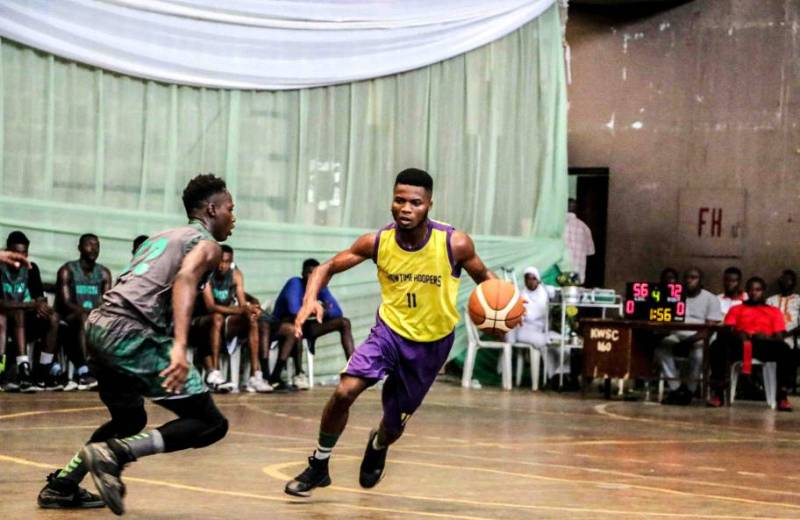 Abuja All Stars and Showtime Hoopers win lower division championship