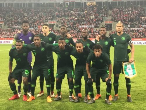 AFCON2019: Nigeria Statistically Ready to Take Favourite tag
