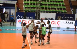 Volleyball: Nigeria Customs win opening match