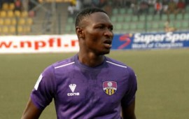 REVEALED: Why Sikiru Olatunbosun was not registered for CAFCL