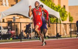 Oduduru continues to dazzle at Texas Tech University