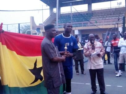 Africa V/ball C'ship: Ghana ecstatic about win despite tough opposition
