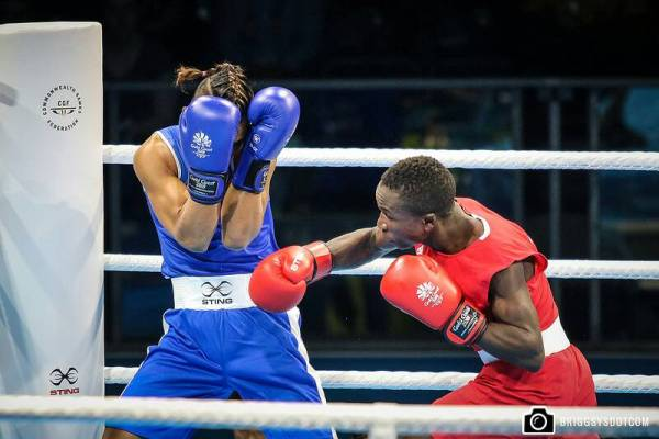 C/wealth Games: Table Tennis, Boxer progress to last eight
