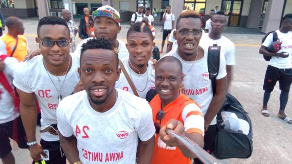 CAFCC: Enyimba, Akwa United leave Nigeria for continental duels