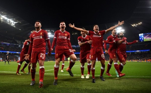 UCL: Salah on target again as Liverpool knockout City