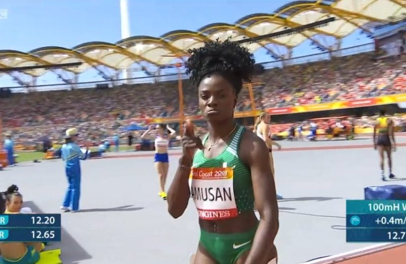 Commonwealth Games: Amusan, Galadima win gold