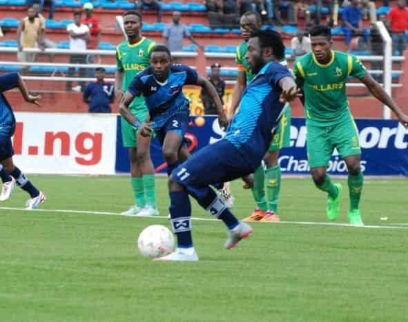 NPFL: Lobi, Pillars clash as domestic war begins
