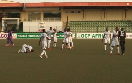NPFL: Ohawume earns wasteful Rivers United a point