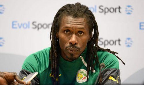 Senegal AFCON team is intact, says coach Aliou Cissé