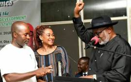 Akeredolu launches National Athletics Centre in Ondo