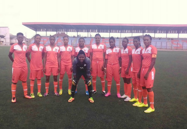 NWFL: Sunshine Queens confident ahead of Amazons test