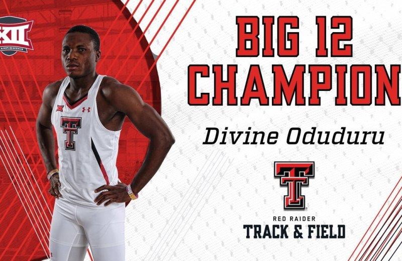 Athletics: Oduduru grabs triple titles in Texas