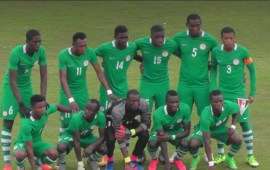 U20AFCON: Ikouwem assures Eagles will give their best in Niger