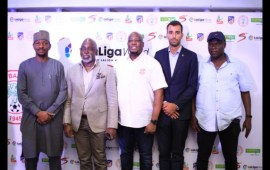 LaLiga: Atletico Madrid confirmed to face Eagles in Uyo