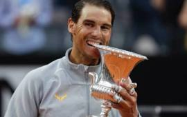 Rafa Nadal beat Zverev to win 8th Rome title