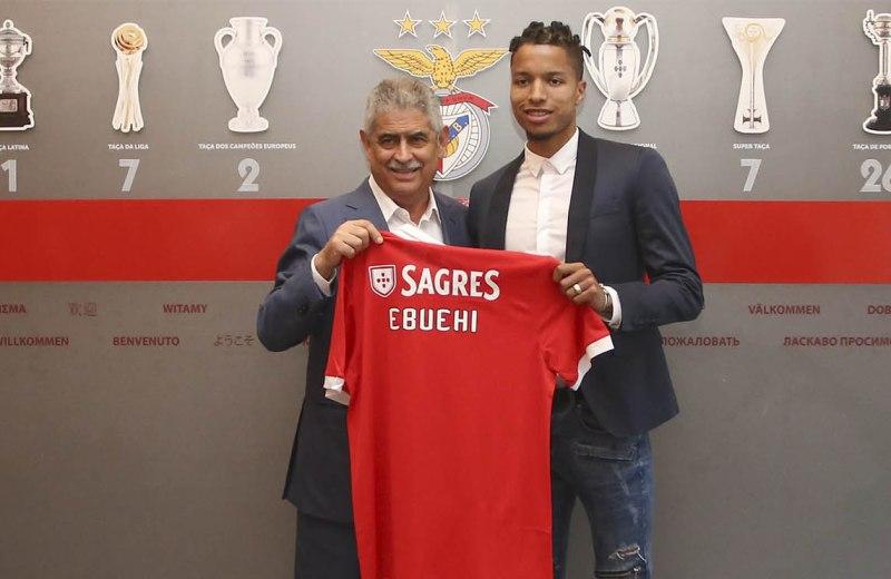 Transfer: Tyronne Ebuehi joins Portuguese giants Benfica