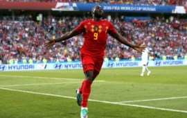 Lukaku's double shoot Belgium past Panama