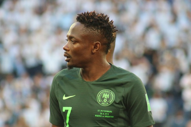 Why Ahmed Musa May Be Key At AFCON2019