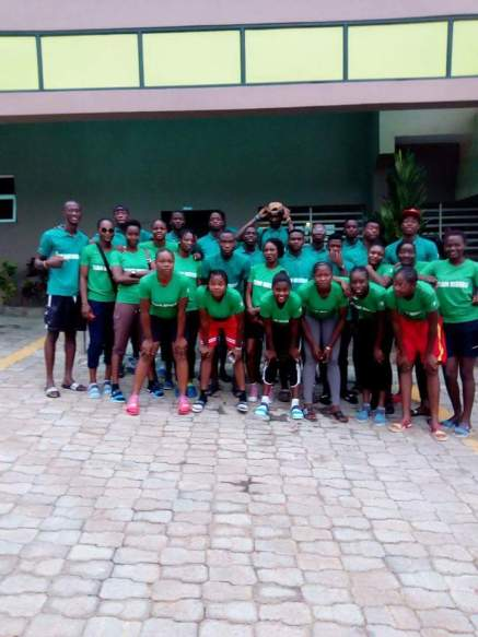 AYG: Nigeria Volleyball teams qualify for Games