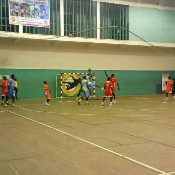 Handball: Team Kogi thrash Winneba in Ocheho invitational