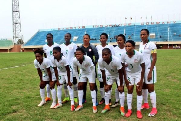 AWCON Qualifier: Falcons edge the Gambia in Bakau