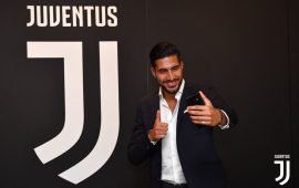 Serie A: Emre Can completes Juventus move