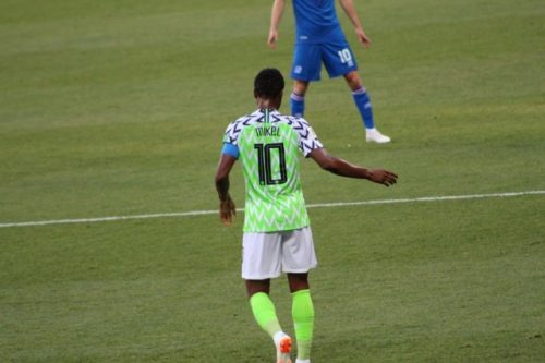 AFCON2019: Rohr recalls Mikel, Iheanacho in 25-man squad
