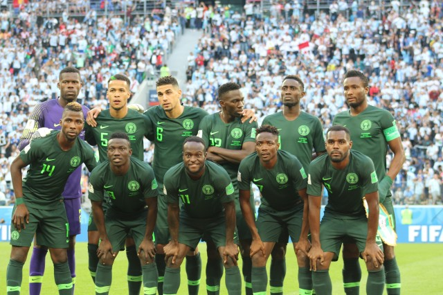 Russia 2018: Rohr, Mikel proud of young Eagles