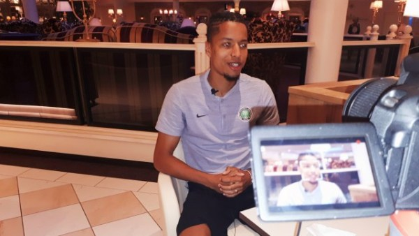 Russia 2018: We will make Nigerians proud – Ebuehi