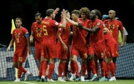 Russia 2018: De Bruyne's winner sends Belgium into s/final